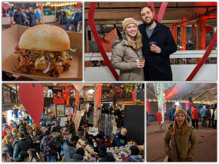 Portland Night Market – Valentine Edition💗