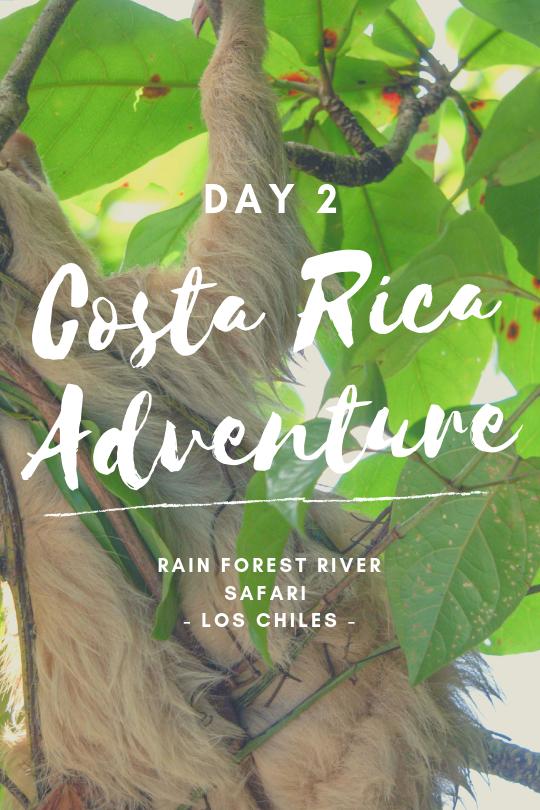 Day 2 – Rain forest RiverSafari🐒🌿