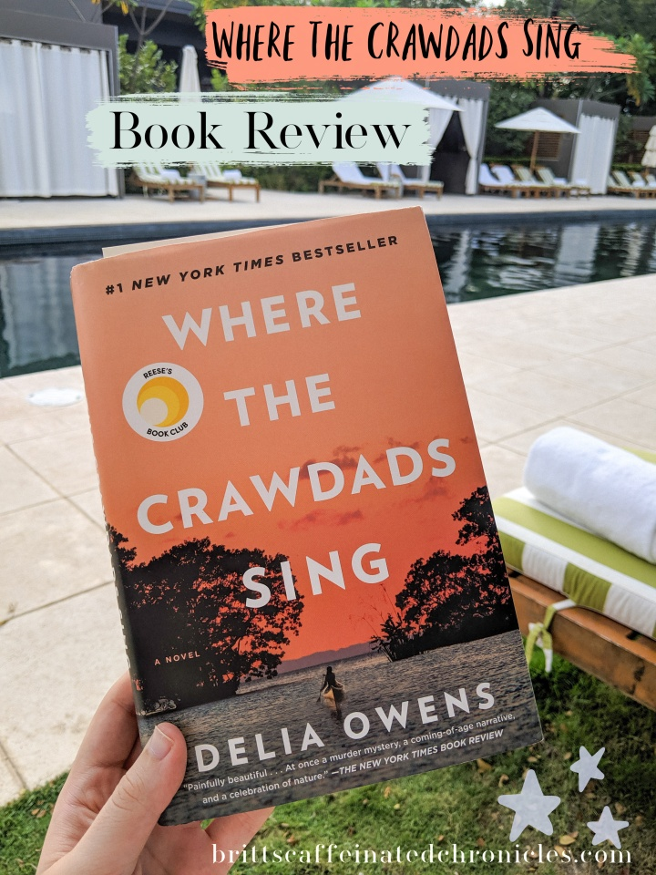 Book Review – Where the Crawdads Sing